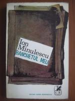 Anticariat: Ion Minulescu - Banchetul meu