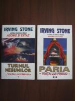 Irving Stone - Viata lui Freud. Turnul nebunilor, Paria (2 volume)