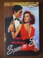 Anticariat: Jan Hudson - Spune-mi Sin