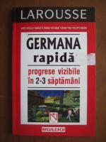 Anticariat: Larousse. Germana rapida, progrese vizibile in 2-3 saptamani