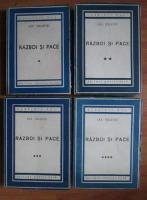 Anticariat: Lev Tolstoi - Razboi si pace (4 volume)