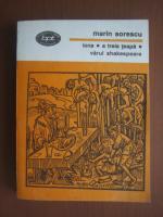 Marin Sorescu - Iona/ A treia teapa / Varul Shakespeare