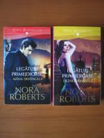 Anticariat: Nora Roberts - Legaturi primejdioase. Deznodamantul. Mana destinului (2 volume)