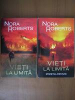 Anticariat: Nora Roberts - Vieti la limita (2 volume)