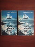 Anticariat: Radu Tudoran - Toate panzele sus! (2 volume)