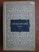 Anticariat: Shakespeare - Opere (volumul 3)