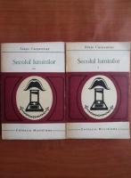 Alejo Carpentier - Secolul luminilor (2 volume)