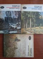 Anticariat: Antologie de poezie rusa. Perioada clasica (3 volume)