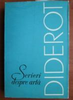 Anticariat: Diderot - Scrieri despre arta