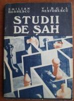 Emilian Dobrescu - Studii de sah