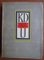 Anticariat: K. D. Usinski - Omul ca obiect al educatiei