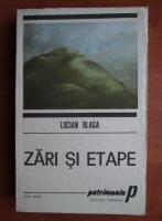 Anticariat: Lucian Blaga - Zari si etape