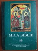 Anticariat: Mica Biblie