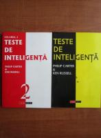 Philip Carter - Teste de inteligenta (2 volume)