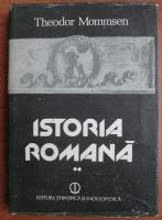 Anticariat: Theodor Mommsen - Istoria romana (volumul 2)