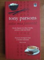 Anticariat: Tony Parsons - Sotia mea favorita