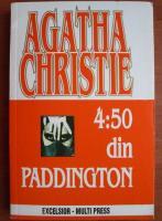 Anticariat: Agatha Christie - 4:50 din Paddington