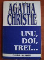 Anticariat: Agatha Christie - Unu, doi, trei...