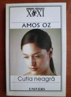 Anticariat: Amos Oz - Cutia neagra