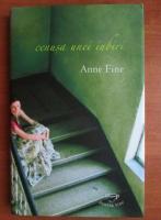 Anticariat: Anne Fine - Cenusa unei iubiri