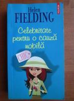 Helen Fielding - Celebritate pentru o cauza nobila