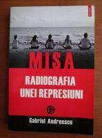Anticariat: Gabriel Andreescu - Misa. Radiografia unei repercursiuni