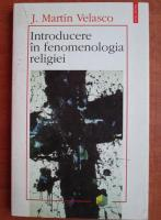 Anticariat: J. Martin Velasco - Introducere in fenomenologia religiei