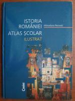 Anticariat: Minodora Perovici - Istoria Romaniei. Atlas scolar ilustrat