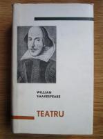 Anticariat: Shakespeare - Teatru (editie bibliofila)