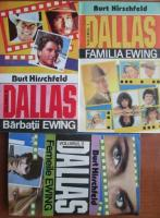 Anticariat: Burt Hirschfeld - Dallas (3 volume)
