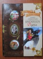 Anticariat: Colectia Cele mai frumoase povesti. Hans Christian Andersen, Degetica nr. 9 (cu CD)