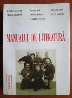 Daniel Banulescu - Manualul de literatura
