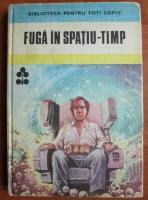 Anticariat: Ion Hobana - Fuga in spatiu-timp