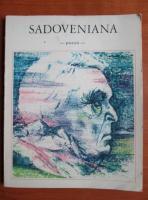 Anticariat: Sadoveniana. Poezii