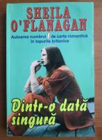 Sheila O'Flanagan - Dintr-o data singura
