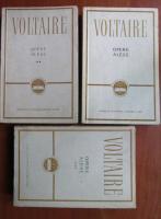 Voltaire - Opere alese (3 volume)