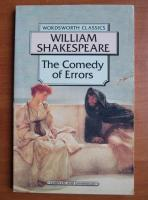 Anticariat: William Shakespeare - The comedy of errors