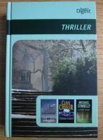3 romane Reader's Digest. Thriller