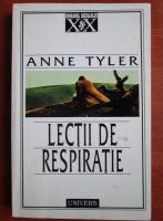 Anticariat: Anne Tyler - Lectii de respiratie
