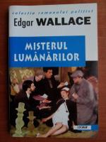 Anticariat: Edgar Wallace - Misterul lumanarilor
