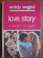 Erich Segal - Love story. Poveste de iubire
