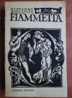 Anticariat: Giovanni Boccaccio - Fiammetta