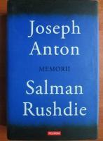 Joseph Anton, Salman Rushdie - Memorii