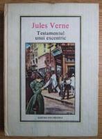 Anticariat: Jules Verne - Testamentul unui excentric (Nr. 30)