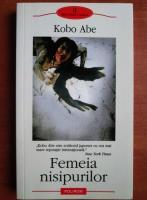 Kobo Abe - Femeia nisipurilor