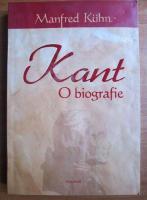 Manfred Kuhn - Kant. O biografie