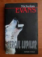 Anticariat: Nicholas Evans - Cercul lupilor