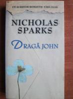 Anticariat: Nicholas Sparks - Draga John