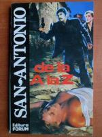 Anticariat: San Antonio - De la A la Z