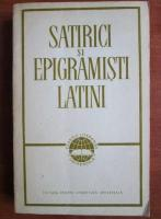 Anticariat: Satirici si epigramisti latini